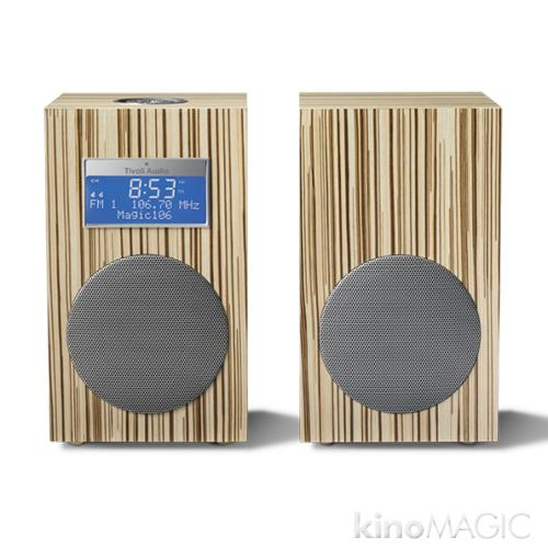 Model 10 Stereo Lines/Silver (M10CL)